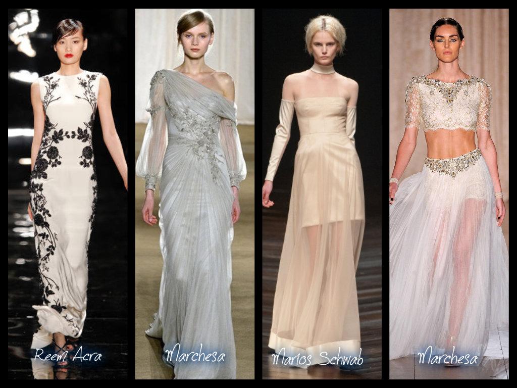 style beauty fashion news wedding dress transformations